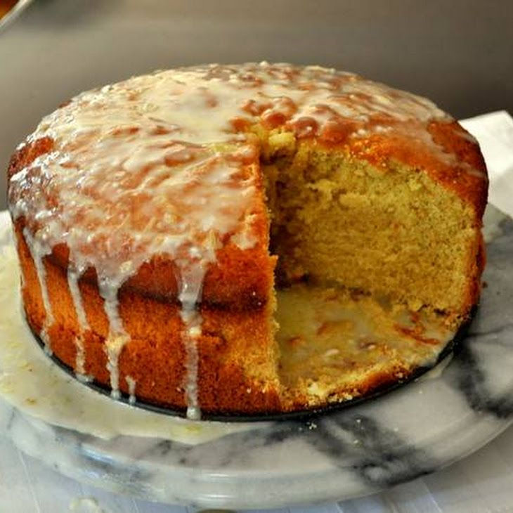 Ricotta Pound Cake With Blood Orange Filling, Whipped ...