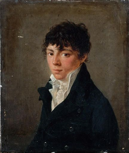 Jean-François Sablet, Portrait of a young man
