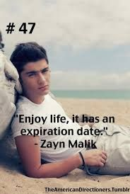 Zayn Malik quote of the week    October 27 2013Zayn Malik Quotes 2013