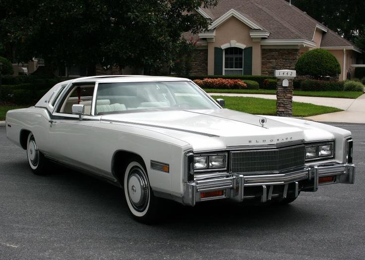 1977 Cadillac Eldorado Cadillac 1977 1979 Pinterest