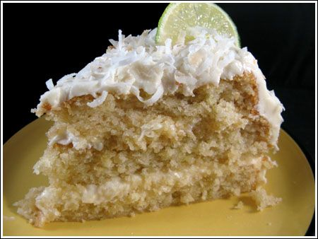 Key Lime Cake. must make | Cakes | Pinterest