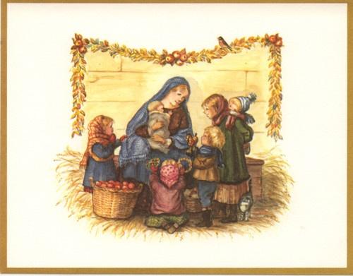 Tasha Tudor Vintage Christmas