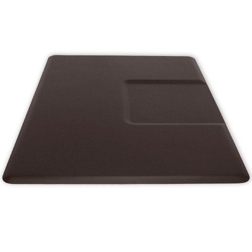 Top-of-the-Line Spa Barber Salon Anti Fatigue Rectangle Floor Mat in ...