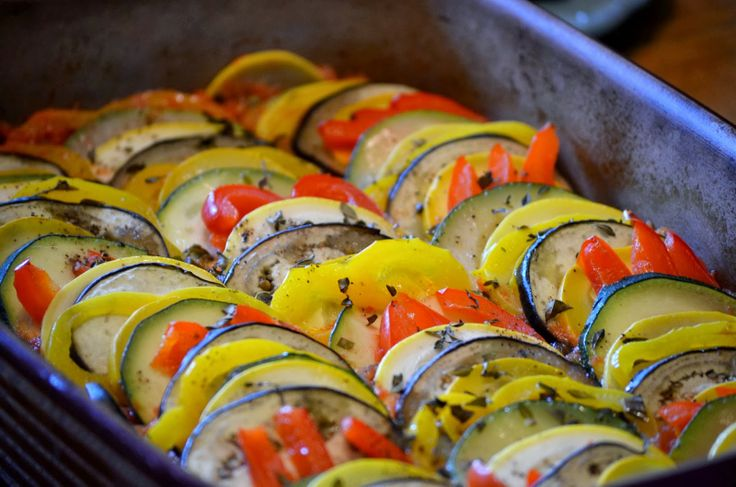 Recipe for Ratatouille | Lover of Simple Things