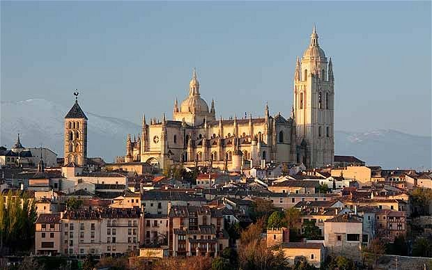 Segovia Spain  city photo : Segovia, Spain | Travel Memories | Pinterest