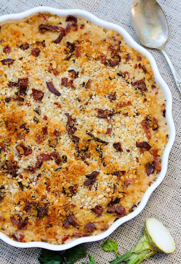 Apple Celery Root Gratin with a HUGE KitchenAid Giveaway from @Sommer ...