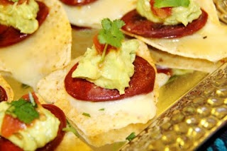 Individual Nachos | And Now I'm Going To Eat You | Pinterest
