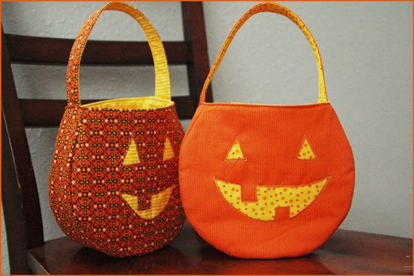 Free Crochet Patterns For Trick Or Treat Bags : Pin by Sarah Munro on Crafts: Sewing Patterns and ...