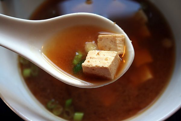 Easy Miso Soup | Healthy Recipes | Pinterest