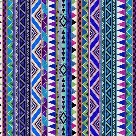 Tribal print fabric | Fabrics I Love and Need | Pinterest