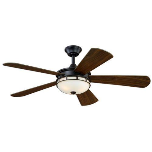 the century ashley 52 3 light ceiling fan at menards h. Black Bedroom Furniture Sets. Home Design Ideas