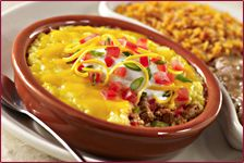 Turkey Tamale Pie | Creative edibles | Pinterest