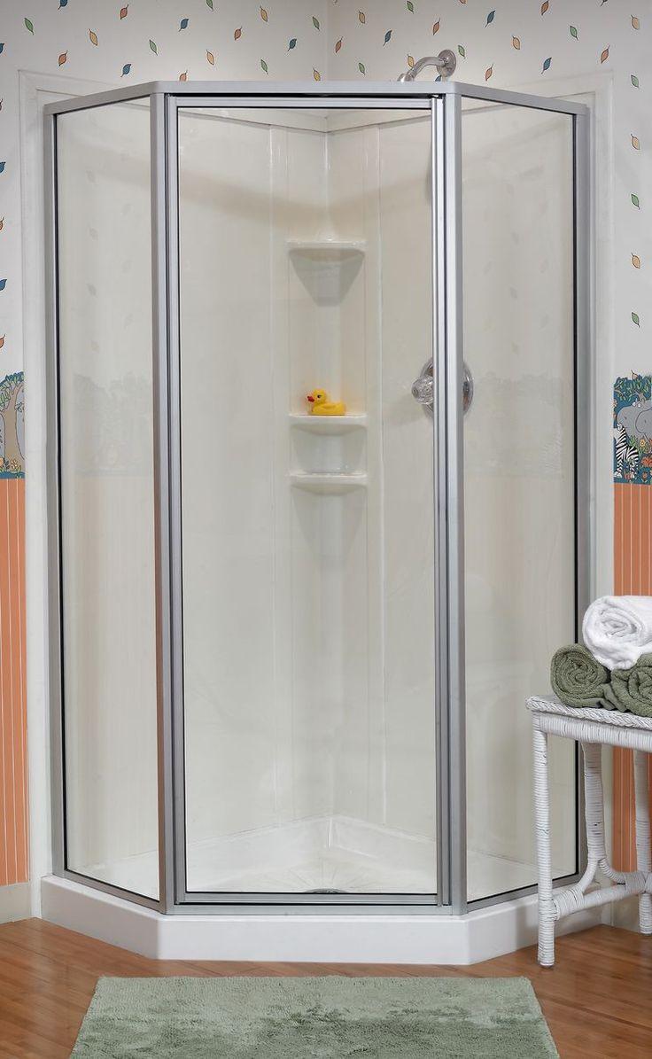 Legend Neo Angle Shower Door