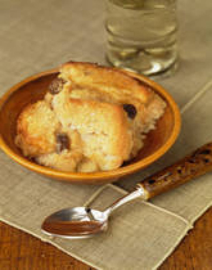 Old-Fashioned Bread Pudding | Sweets For the Sweet | Pinterest