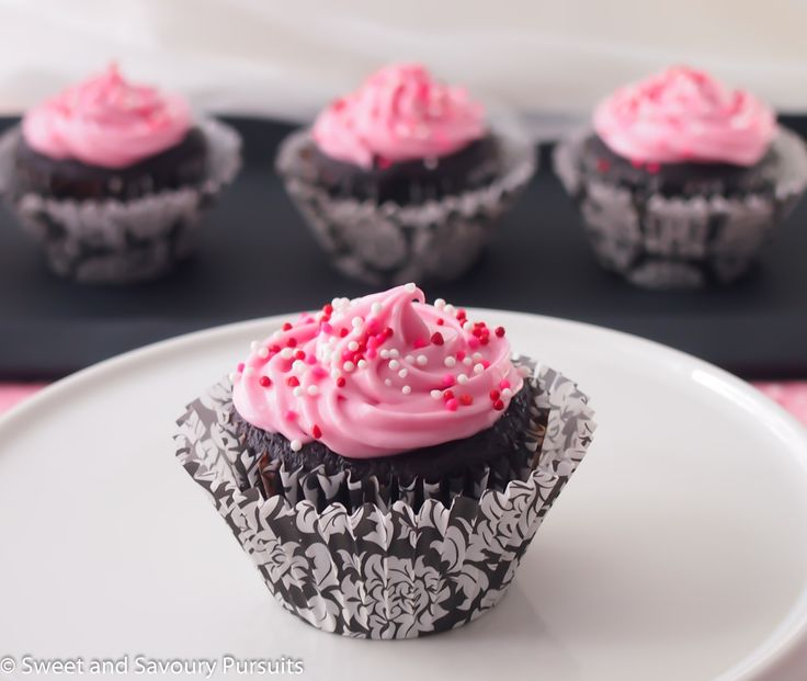 Chocolate Beet Cupcakes with Cream Cheese Icing | Recipe