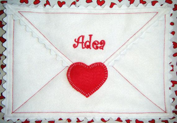 valentine's day name plates