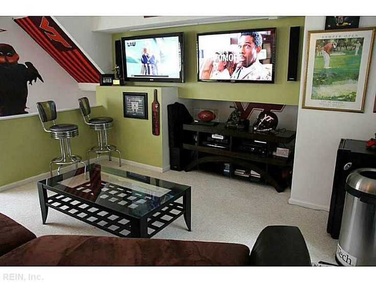 Man Cave With Loft : Pin by mary ann haralson on man caves media rooms