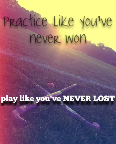 Field Hockey Quotes Inspirational. QuotesGram