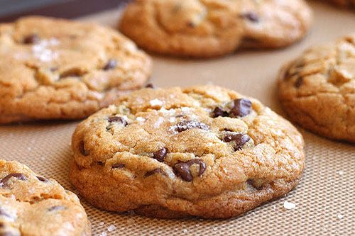 Whole Wheat Chocolate Chip Cookies 2 | Cookies | Pinterest