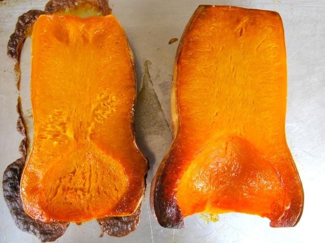 Maple Roasted Butternut Squash Puree | Recipe