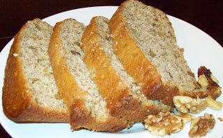 Make It Like Momou: Applesauce Nut Bread | Done and Done | Pinterest