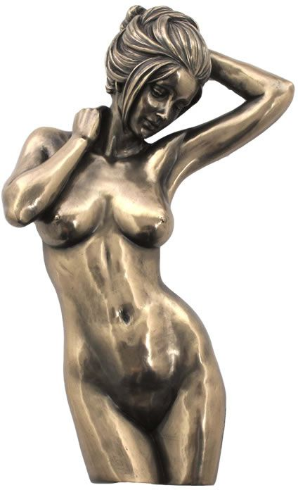 Nude Wall Sculpture