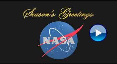 NASA Season's Greetings Movie | The Best you can BE!! | Pinterest