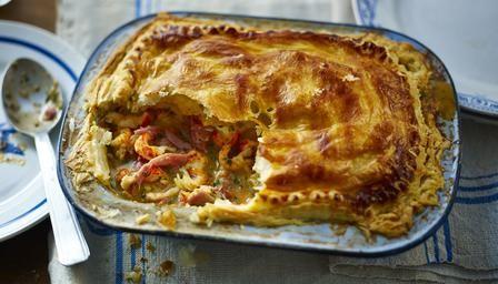 Ham, chicken and crayfish pie - Richard Corrigan