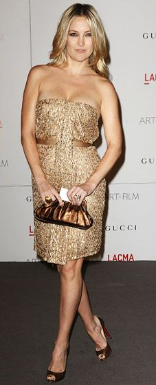 gold sequined gucci mini dress