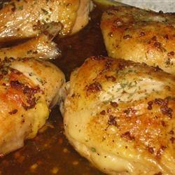 Easy Garlic Broiled Chicken Allrecipes.com