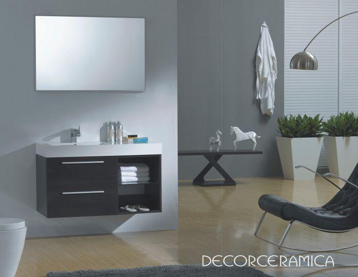 Muebles Para Baño Klipen:MUEBL LAVAM COLGTE OSLO 100 DE KLIPEN