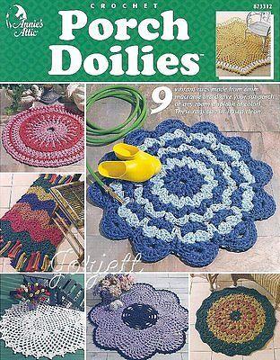 Crochet - Crochet Rug Patterns - Pretty Little Rug