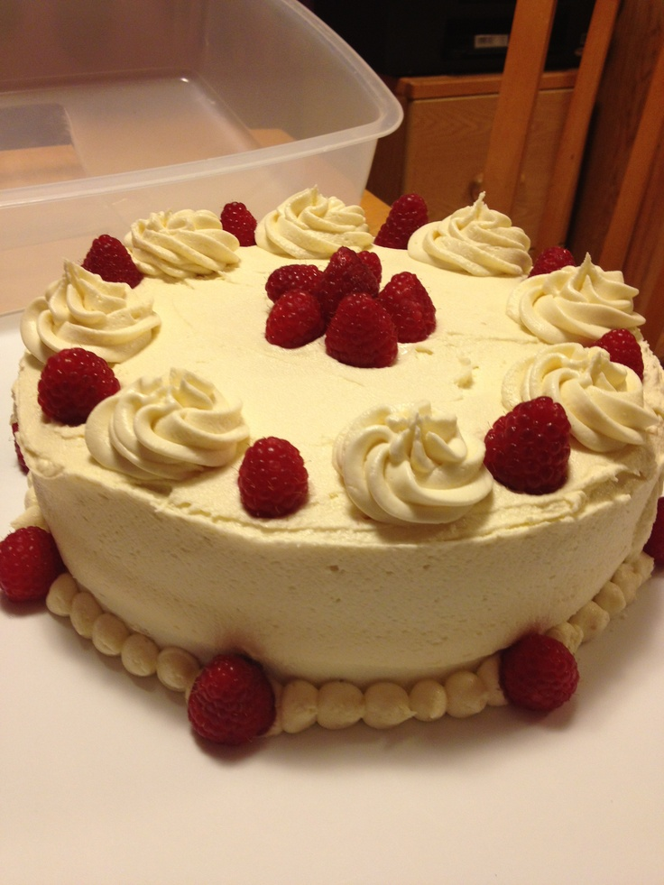 Raspberry Icing For Cake