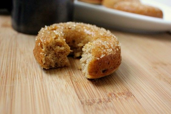 Gingerbread Donuts | Recipe