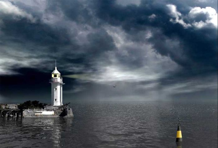 Pin by catherine price on lighthouses pinterest for Most beautiful lighthouses in the us