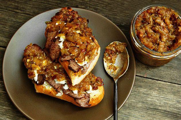 Onion & Bacon Marmalade | Recipe