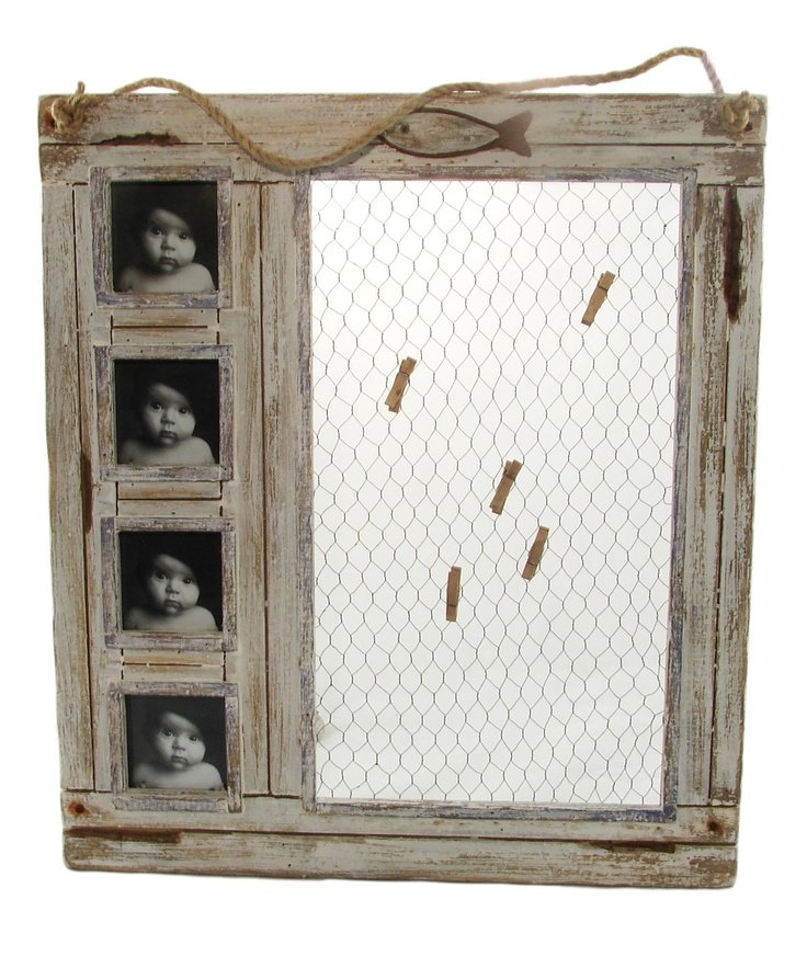 Chicken Wire Memo Boards