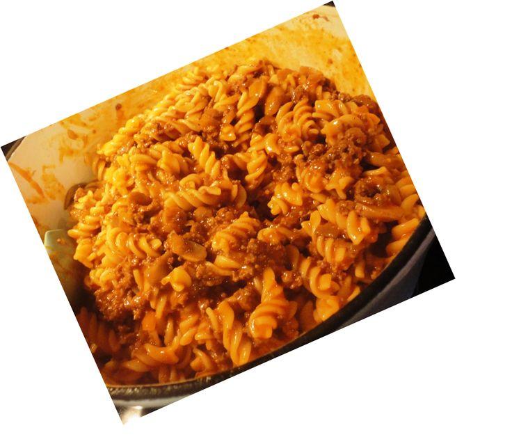 American Chop Suey II Recipes — Dishmaps