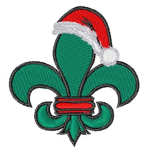 Christmas fleur de lis all things cajun creole pinterest
