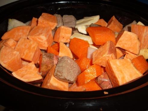 beef and sweet potato stew   PALEO   Pinterest