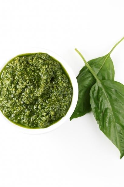 Classic Basil Pesto | Soups, Salsas & Sauces | Pinterest
