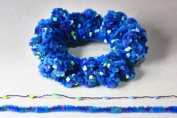Crochet Hair Bands : Crochet hair bands Craft Ideas Pinterest