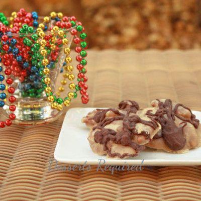 Pecan Chocolate Pralines #SundaySupper | New Orlean Favorites | Pin…