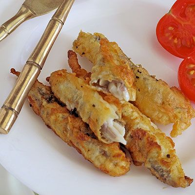 Fried Anchovies | Favorite Recipes | Pinterest