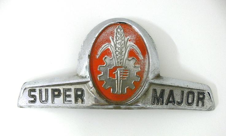 Ford Traktor Super Major $50.00