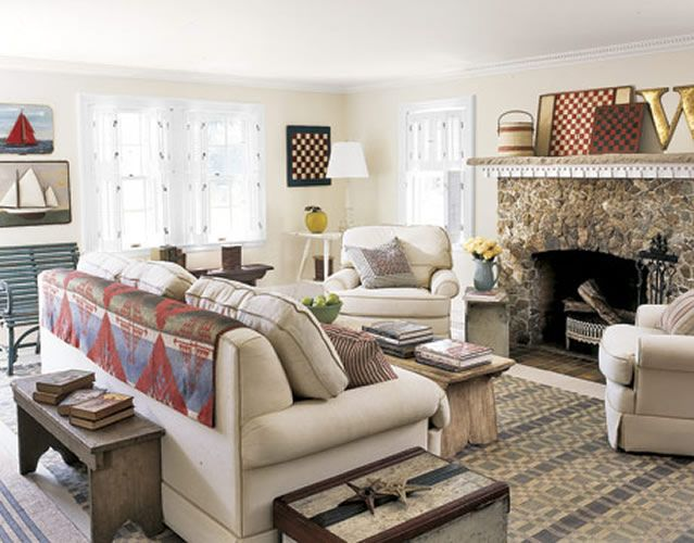 Seating Arrangement Around Fireplace HOME LIVING DIY Pinterest