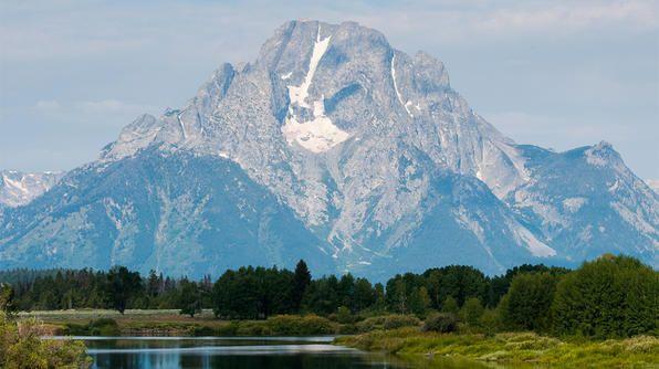 Mount Moran (Wyoming)