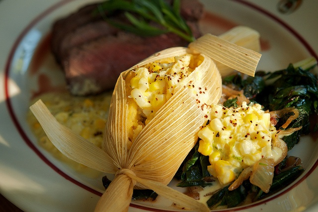 Swiss Chard Tamales Recipes — Dishmaps
