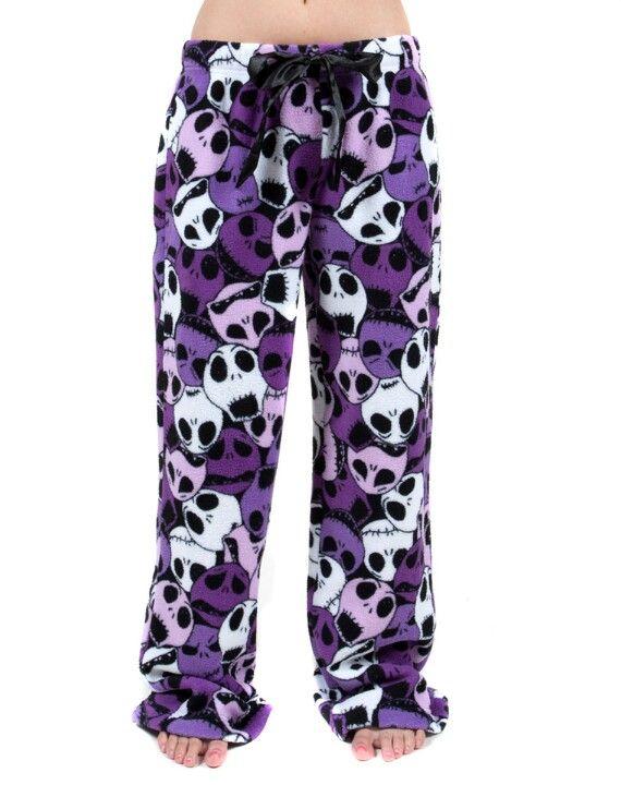Nightmare Before Christmas pajamas | Nightmare Before Christmas | Pin ...