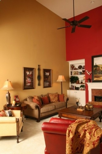 Parents Room Colour : Thinking of basement media room colors??? Sherwin Williams: SW 0012 ...